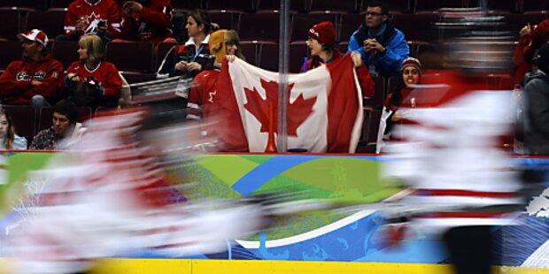 Für Kanadas Eishockey-Stars zählt nur Olympia-Gold