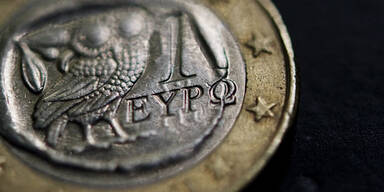 Euro Euromünze Griechenland