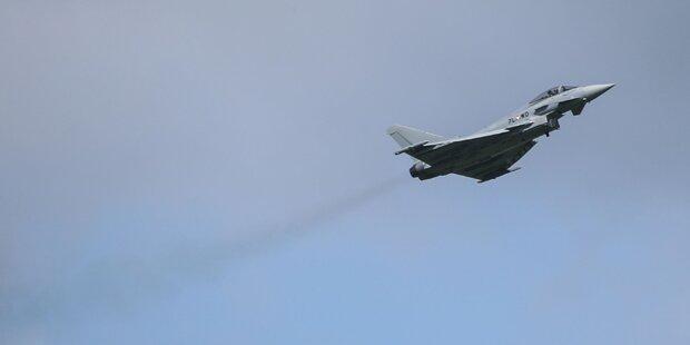 Aus für den Eurofighter