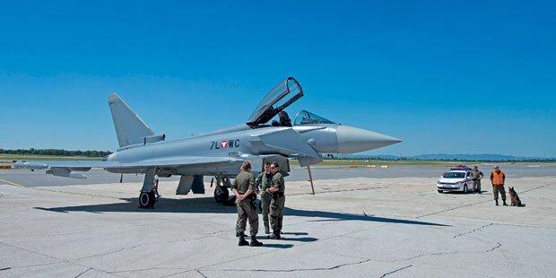 Eurofighter: Pilz attackiert Gusenbauer