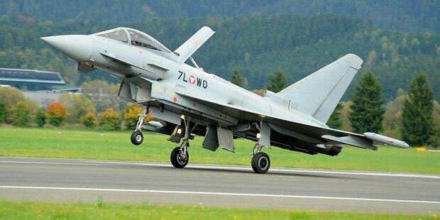 Kein Kommentar von Airbus und Eurofighter GmbH