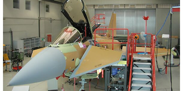 Streit um Eurofighter-Betriebskosten von 71,5 Mio. Euro