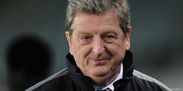 Roy Hodgson Englands