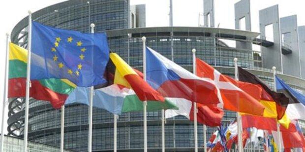 Niederländer starteten vor Briten EU-Wahl
