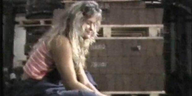 Eva Glawischnig rockte die 80er-Jahre