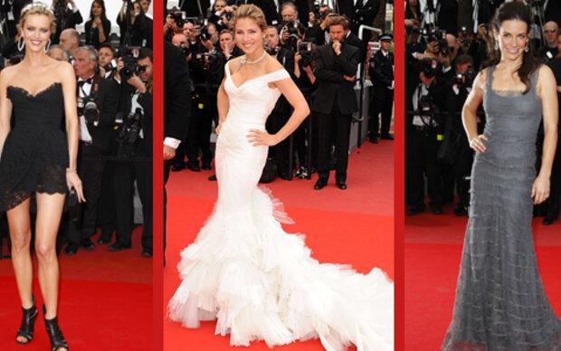 Bilder aus Cannes: Die schönsten Roben
