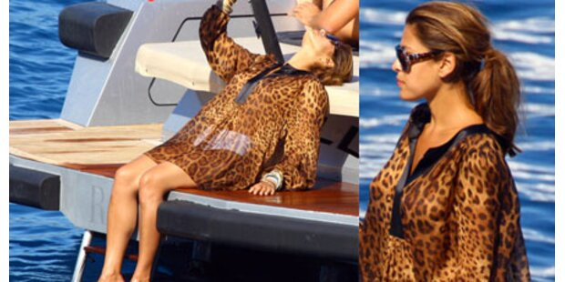 Eva Mendes: Designer-Urlaub in Portofino