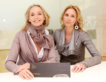 Eva Trentini und Christiane Seitz veranstalten Golden Caravan