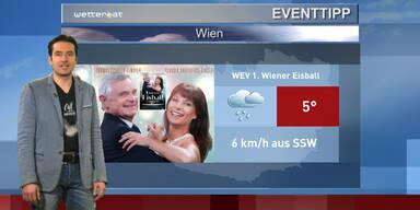 """Der Eventtipp: """"WEV 1. Wiener Eisball"""""""
