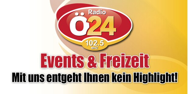 Der Radio Ö24 Eventguide