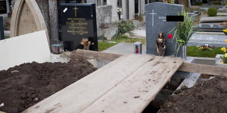 Gift-Witwe: Exhumierung durchgeführt