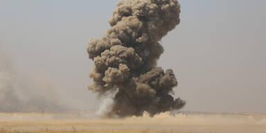 Explosion Irak