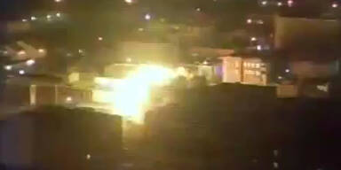 Gas-Explosion in Strip-Club in Springfield