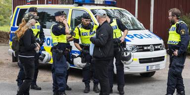 Drei Explosionen binnen einer Stunde in Malmö