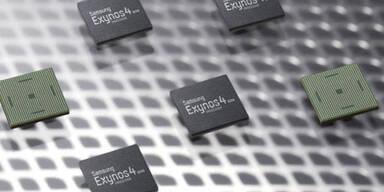 Samsung zeigt Galaxy S3-Prozessor