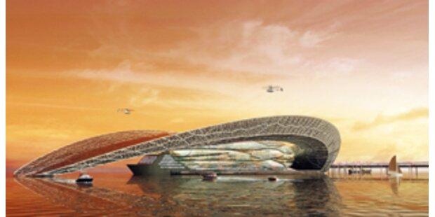 Freier Verkehr im Auge Dubais