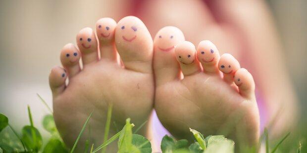 Was die Füße über unsere Gesundheit verraten