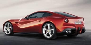 Ferrari F12 Berlinetta kommt mit 740 PS