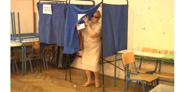 Nea Dimokratia gewinnt Parlamentswahl