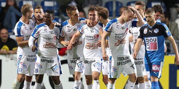 FAC nach 3:0-Heimsieg nicht mehr Schlusslicht