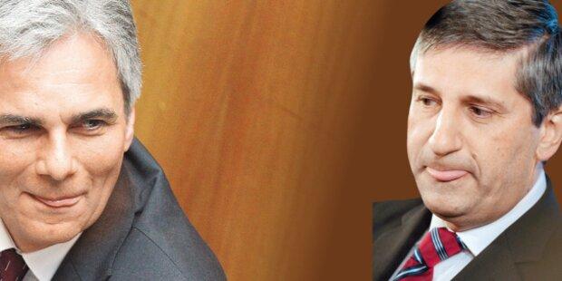 Koalition : Streit um Sparpaket