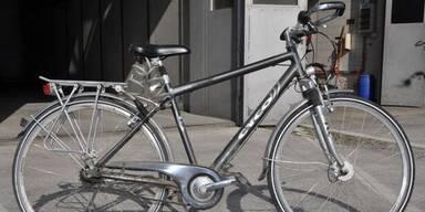 Fahrrad des Mörders?