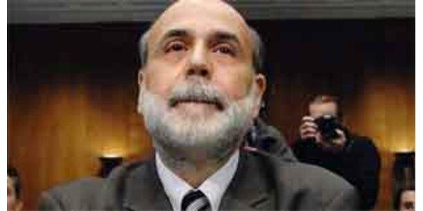 Fed entscheidet über neuen Leitzinssatz