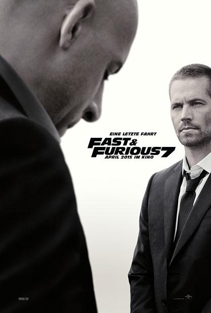 Fast & Furious 7: Die besten Bilder