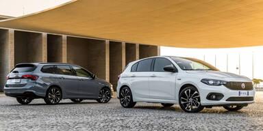 Fiat Tipo S-Design kommt zum Kampfpreis
