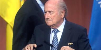 Blatter bleibt FIFA-Präsident