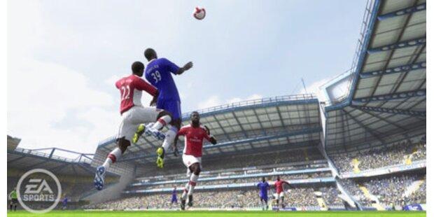 FIFA 10: Realistischer geht es kaum