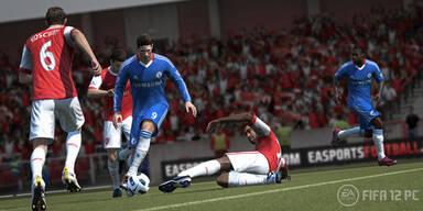 Anpfiff für FIFA 12 von EA Sports