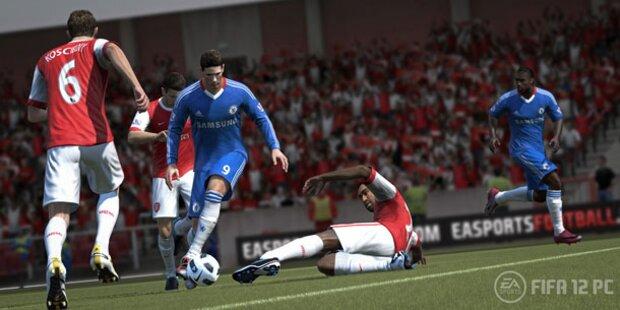 FIFA12 wird endlich auch am PC richtig gut