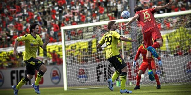 FIFA 13 Demo ab sofort kostenlos erhältlich