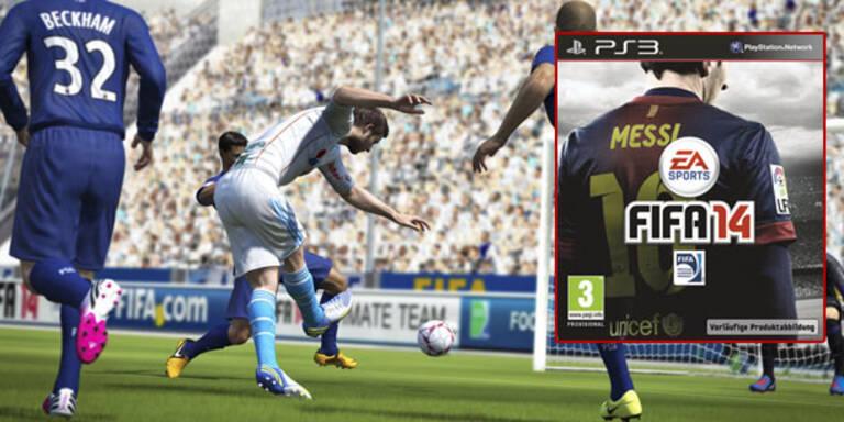 So genial wird FIFA 14 - mit Video und Fotos