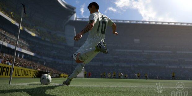 So gut wird das neue FIFA 17