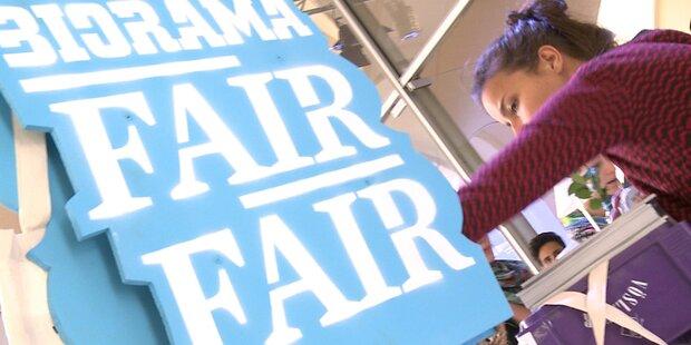 Faire Öko-Mode beim Biorama Fair Fair