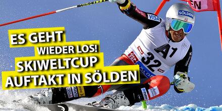 Der Alpine Skiweltcup auf Antenne Salzburg