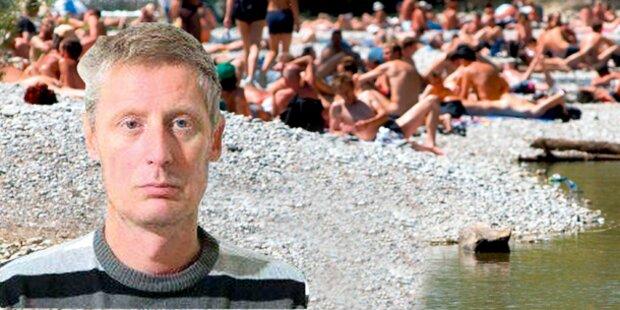 FKK-Triebtäter ist Bademeister: 4 weitere Opfer