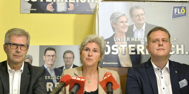 Rosenkranz: FLÖ ist königsblau – FPÖ nur 'blassblau'