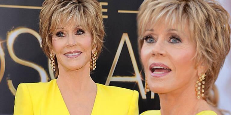 Jane Fonda: Ihre große Beauty-OP-Beichte