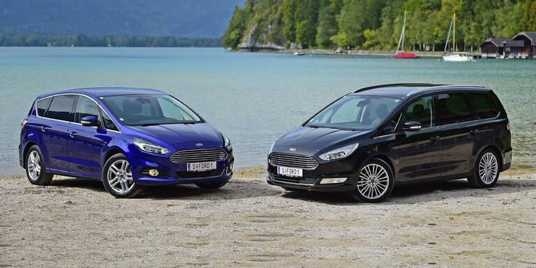Ford bringt Galaxy Hybrid & S-Max Hybrid