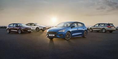 Alle Infos vom völlig neuen Ford Focus