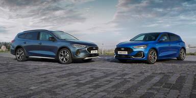 Ford verpasst dem Focus ein Facelift