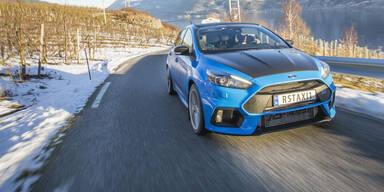 350 PS Kompaktsportler als Alltags-Taxi