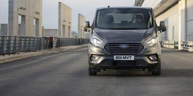 Fords Bulli-Gegner kommt mit Plug-in-Hybrid