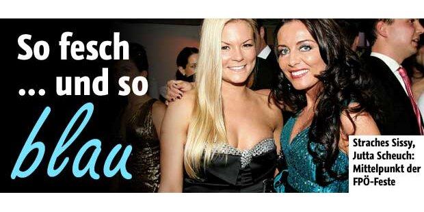 Jutta und Sissy: Die blauen Missen