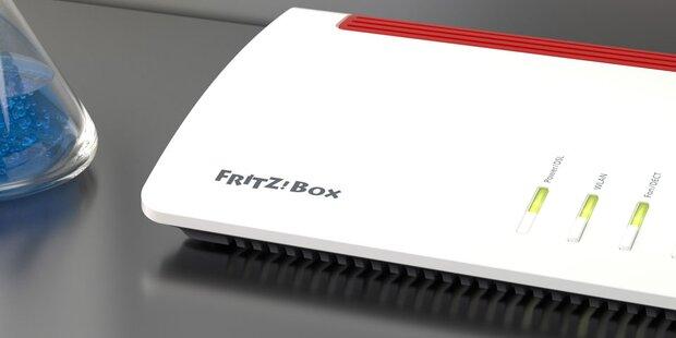 FritzBoxen bekommen Super-Update