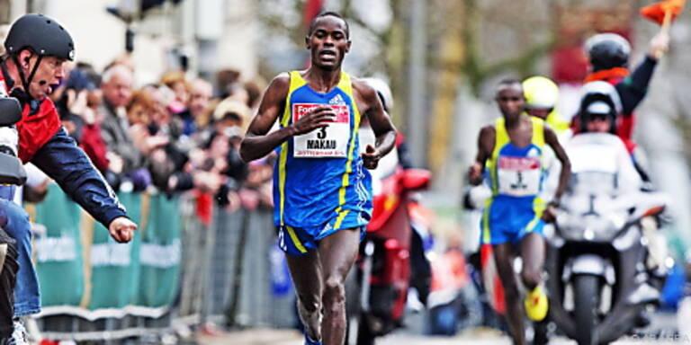 Fünftschnellster Marathon-Mann aller Zeiten