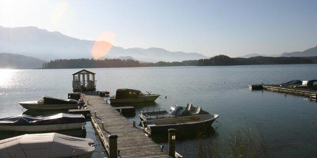 Rätsel um unbekannten Toten im Faaker See